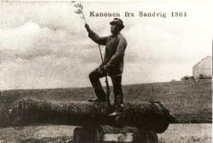 Kanonen fra Sandvig