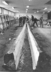 Bundplanken tit Hjortspringbåden