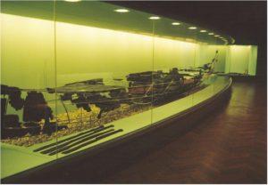 Plankerne Hjortspringbåden