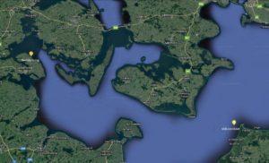 Svenstrup lokalhistoriske forening, Halifax styrtet ved Traneodde